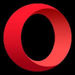 Иконка Скачать браузер Опера на Андроид