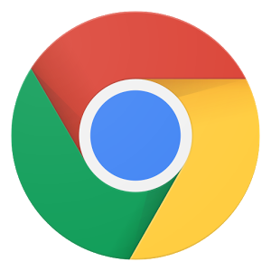 Иконка Google Chrome браузер для Андроид