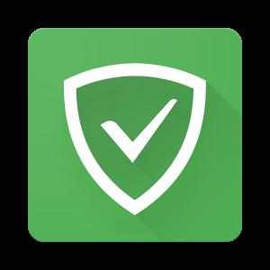 Иконка Adguard - нет рекламе на Андроид