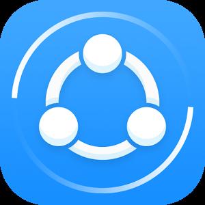 Иконка Скачать ShareIt (Шарейт): обмен файлами для Анд...