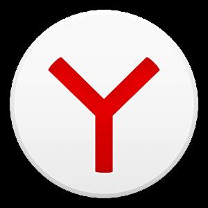 Иконка Браузер Яндекс для Андроид
