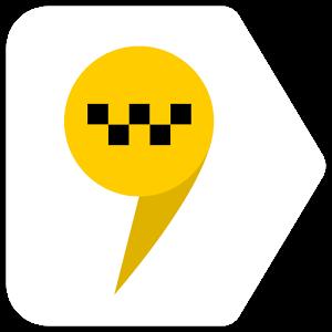 Иконка Скачать Такси от Яндекс