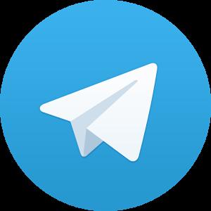 Иконка Telegram - мессенджер для Android
