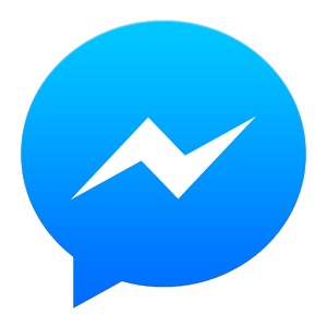 Иконка Messenger Facebook