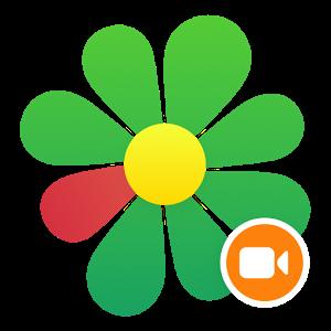 Иконка Приложение для общения ICQ