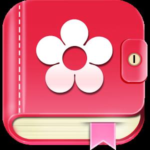 Иконка Женский календарь для Андроид