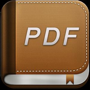 Иконка PDF Reader на Андроид - читалка файлов PDF
