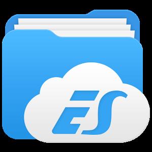 Иконка ES проводник для вашего Андроида