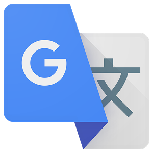 icon Google переводчик