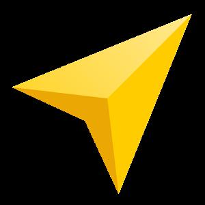 Иконка Яндекс-Навигатор на Андроид