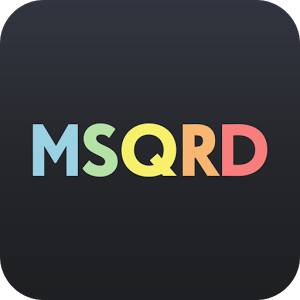 Иконка MSQRD на Андроид – программа для развлечений и ...
