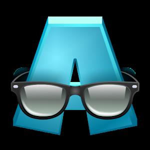 Иконка AlReader - читалка для Андроид