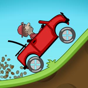 Иконка Hill climb racing