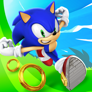 Иконка Sonic Dash