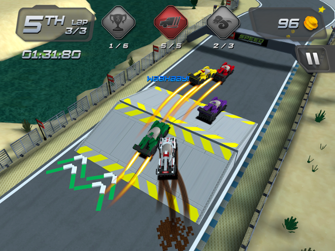 screenshot LEGO Speed Champions