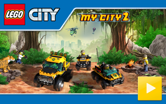 screenshot LEGO City My city 2