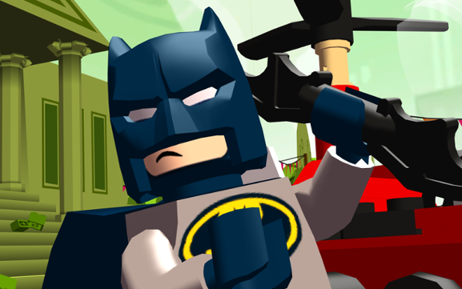 screenshot LEGO DC Super Heroes