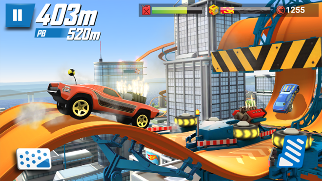 screenshot Hot Wheels