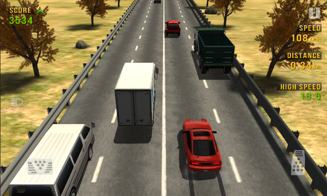 screenshot Traffic Racer