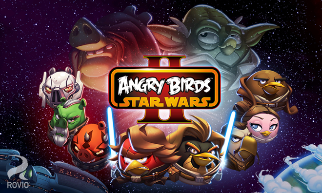 screenshot Angry Birds Star Wars II