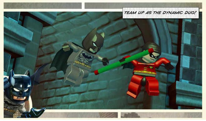 screenshot LEGO Batman