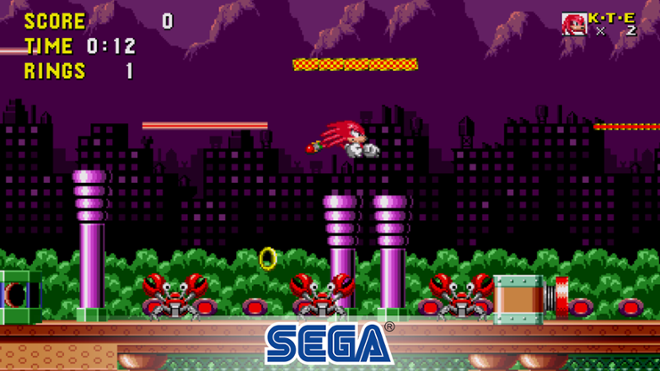 screenshot Sonic the hedgehog 3
