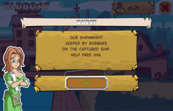 screenshot Flashs Bounty