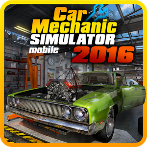 Иконка Car Mechanic Simulator