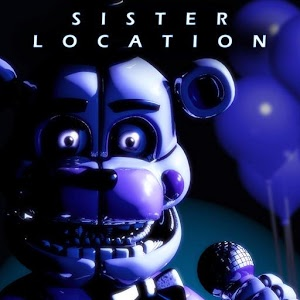 Иконка Игра Five Nights at Freddy Sister Location для ...