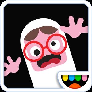 Иконка Пугаем членов семьи в игре Toca Boo для Андроид