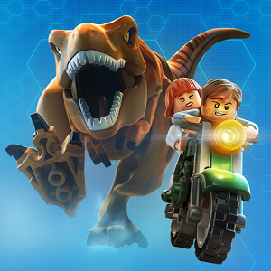 Иконка LEGO Jurassic World