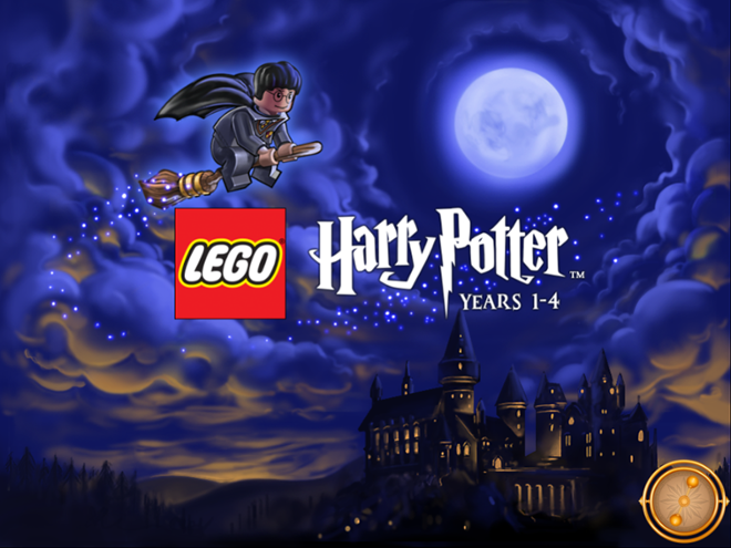 screenshot LEGO Harry Potter
