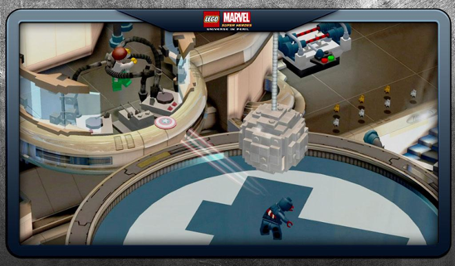 screenshot LEGO Marvel Super Heroes