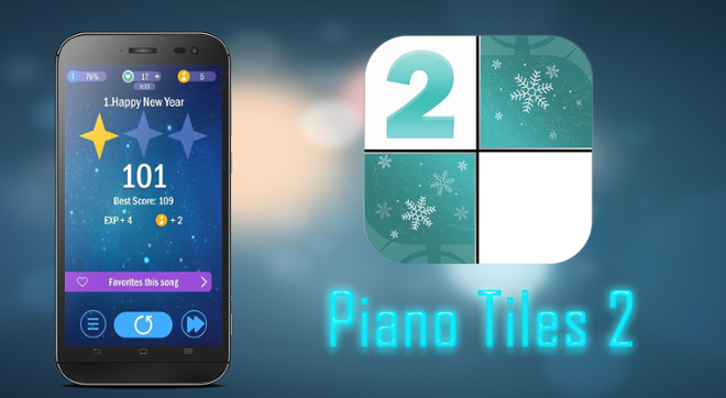 screenshot Piano Tiles 2