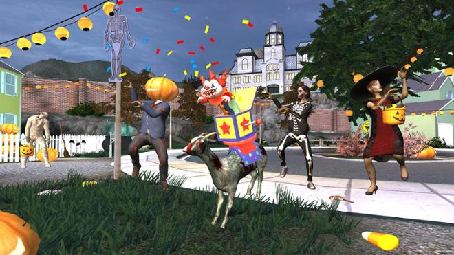 screenshot Goat simulator Goatz