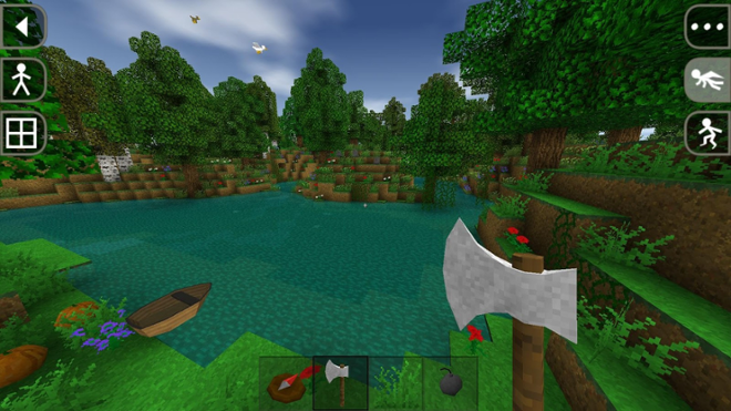screenshot Survivalcraft