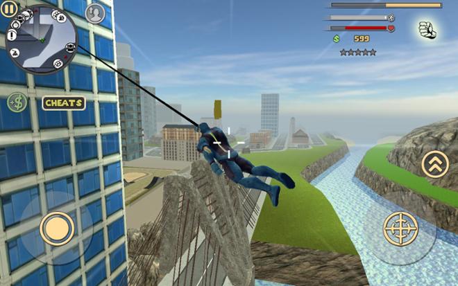 screenshot Rope Hero Vice Town