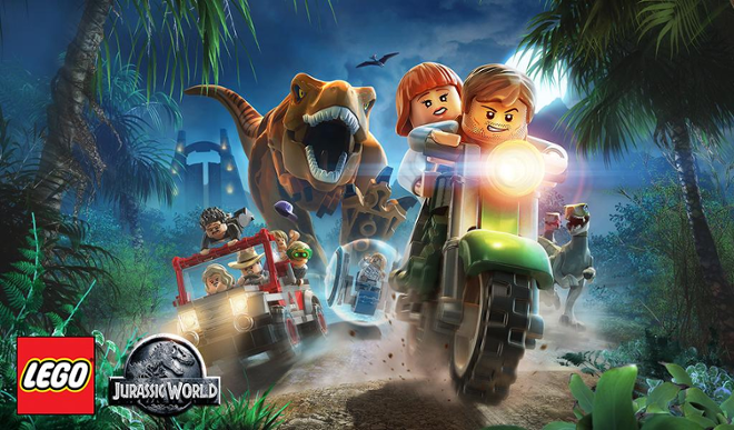screenshot LEGO Jurassic World