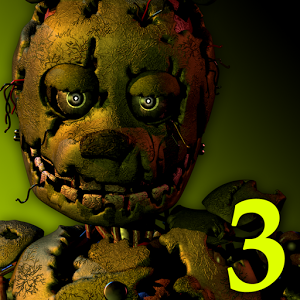 Иконка Five nights at Freddy 3