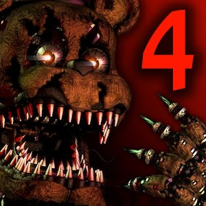 Иконка Five nights at Freddy 4