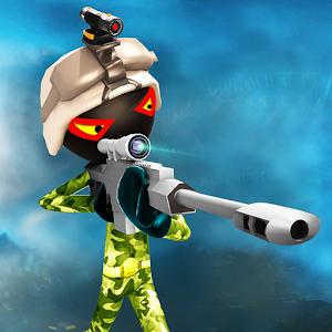 icon Stickman sniper squad 2017