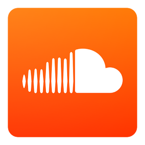 Иконка Программа Soundcloud для Андроид