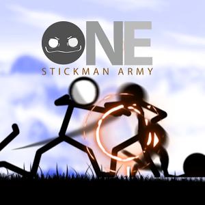 icon One Stickman army