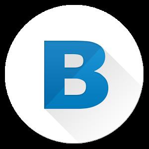 Иконка Лаунчер VK Amberfog для Андроид