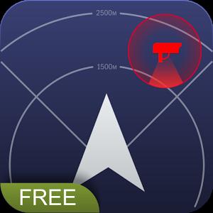 Иконка Программа Антирадар для Андроид