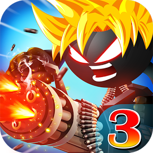 icon Sniper shooter stickman 3 Fury
