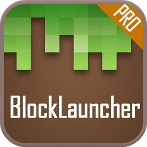 Иконка Блок Лаунчер для Майнкрафт для Андроид