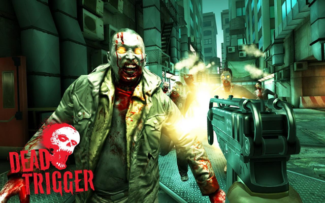 screenshot Dead Trigger