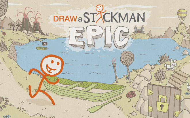 screenshot Draw a Stickman EPIC