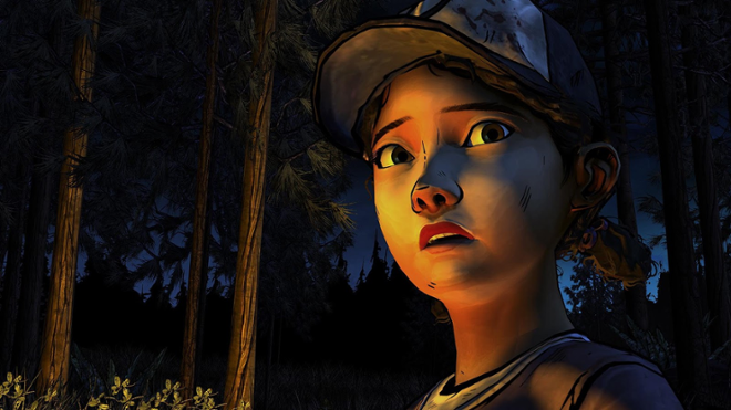 screenshot The Walking Dead Season 2
